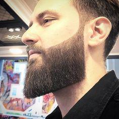 Square Beard Shape