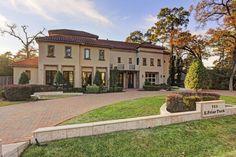 711 East Friar Tuck: $3,595,000/ 11,287 square feet Photo: Houston Association Of Realtors
