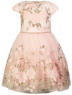 Пышное платье, расшитое розами David Charles Артикул: 1052609680120 изображение 1