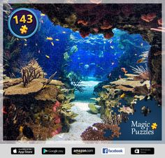 I've just solved this puzzle in the Magic Jigsaw Puzzles app for iPad. Image Storage, Puzzle Board, Jigsaw Puzzles, Ipad, Magic, Poster, Painting, Art, Pictures
