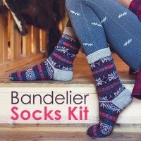 Bandelier Sock Kit |