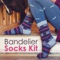 Bandelier Sock Kit |