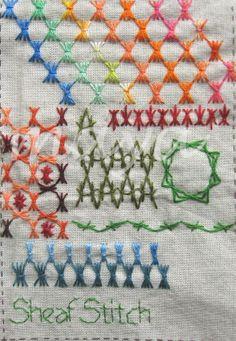 Million Little Stitches: Pegue um ponto na terça-feira