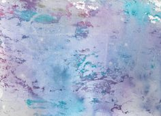Blue and Purple by Nancy and Bruce on Etsy