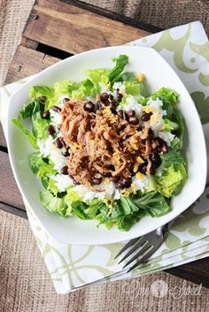 One Sweet Appetite: Sweet Pork Salads