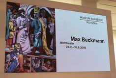 Max Beckmann. Welttheater - die neue Ausstellung im Museum Barberini