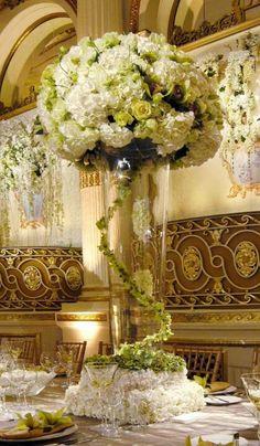 For that opulent wedding. Preston Bailey