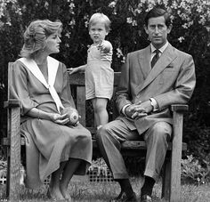 Diana, William and Prince Charles.She was taken from us far to soon.Please check out my website thanks. www.photopix.co.nz