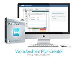 [مکینتاش] دانلود Wondershare PDF Creator v1.0.0.1705 MacOSX - نرم افزار ساخت فایل های پی دی اف برای مک