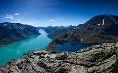 Besseggen, Jotunheimen | por Natalia Eriksson
