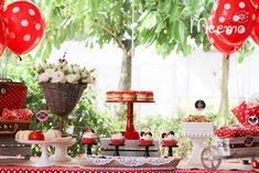 Minnie Mouse Birthday Party via Kara's Party Ideas | KarasPartyIdeas.com (23)