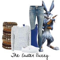 The Easter Bunny~Rise of the Guardians