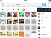 My favorite thing about Seesaw is ... Heather Marrs class. :)