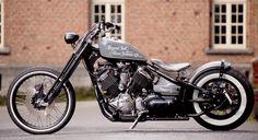Volbeat Drag ? Yamaha XVS 1100