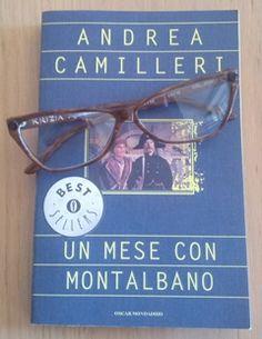 """""""Un mese con Montalbano"""", di Andrea Camilleri (Mondadori)"""