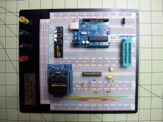 Burn Arduino Bootloader on Atmega-328