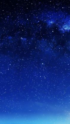 Blue Background Wallpapers, Galaxy Background, Blue Wallpapers, Pretty Wallpapers, Blue Backgrounds, Night Sky Wallpaper, Wallpaper Space, Cool Wallpaper, Mobile Wallpaper