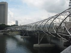 Helix Bridge, Singapore2