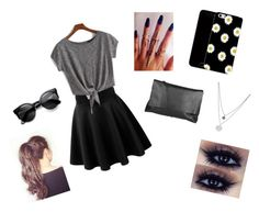 """""""Untitled #2"""" by vales14 ❤ liked on Polyvore"""
