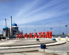 city of Makassar, South Sulawesi, Indonesia