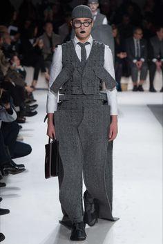 Sfilata Moda Uomo Thom Browne Parigi - Autunno Inverno 2017-18 - Vogue