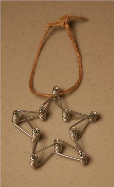 pinterest clothespin crafts | Clothespin Crafts / Clothespin Spring Star Ornament