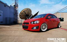 chevy sonic lowered | Andrew - Facebook - YouTube - KD5FHW