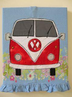 VW-Bully -nähen