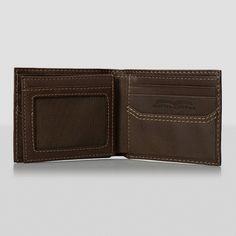 Leather Slimfold Wallet - RIDER by VIDA VIDA UfGKkzM1