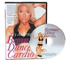 Tracy Anderson Beginner Dance Cardio Workout DVD