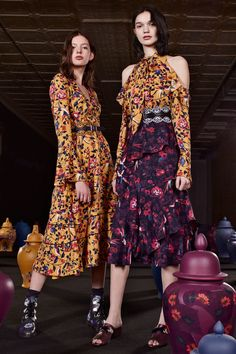View the complete Tanya Taylor Fall 2017 ready-to-wear collection.
