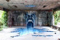 awesome, street art, art, cool, interesting, paintings, 45 Greatest Street Art of 2011
