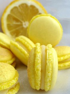 lemons and such...