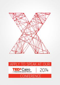 TEDxCairo | 2014 on Behance