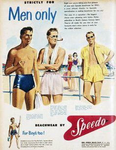 Speedo, 1952.