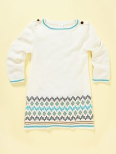 Egg Girls: Knit Fair Isle Dress
