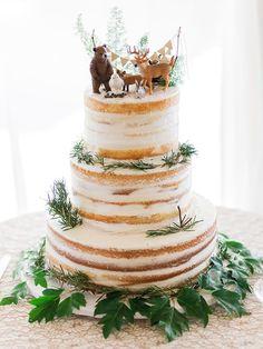 50 Romantic Rustic Valentine's Day Wedding Cake Design – Beautiful Wedding Cake Designs Floral Wedding Cakes, Floral Cake, Wedding Cake Designs, Cake Wedding, Wedding Shower Cakes, Wedding Pics, Wedding Blog, Deco Baby Shower, Baby Shower Cakes