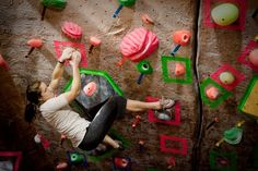 Seattle offers many indoor climbing and bouldering activites - to get you active and ready for the real thing.