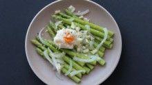 Asparagus Egg Salad
