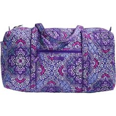 3a1d20563493 Vera Bradley Large Duffel 2.0 ( 85) ❤ liked on Polyvore featuring bags