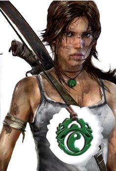 HOW TO MAKE THE TOMB RAIDER NECKLACE- laracroftcosplay.com Cosplay pics, help and more!