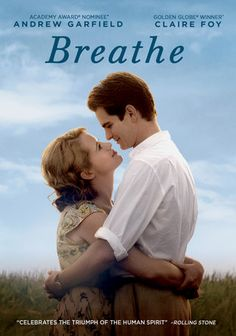 Breathe is a touching romance based on a true story of a man who becomes severely disabled by polio, yet manages to live a life with purpose. Some viewers might disagree with how the movie ends because of personal beliefs. Still ... I was moved by the story.