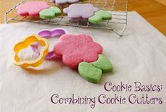 tutorial on combining cookie cutters