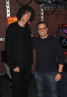 Sellebrity Director Kevin Mazur with Howard Stern. Howard Stern, Celebrities, Celebs, Celebrity, Famous People