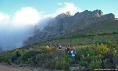 BUCKET LIST: Two oceans marathon over Chapmans Peak in Cape Town, South Africa