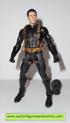 dc universe classics BATMAN prototype suit movie masters begins movie c0397f4d31e