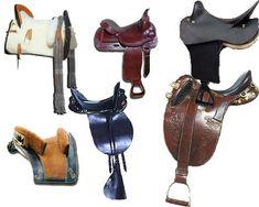 Saddles!