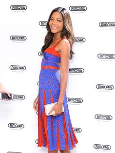 Star Tracks: Thursday, June 30, 2016 | OH SO DRESSY | What a beauty! Naomie Harris attends London's Rimowa store launch party on Wednesday.