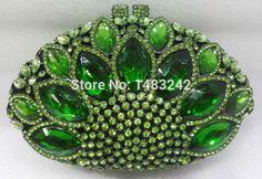 Freies verschiffen!! B11, mode top kristallsteinen ring handtaschen für damen nette parteibeutel //Price: $US $95.00 & FREE Shipping //     #dazzup