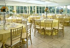 Newton White Mansion- Elegant Settings of MNCPPC – Baltimore – Reception and Ceremony Locations